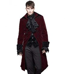 Gothic clothing for men