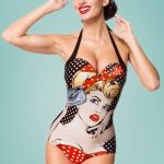 pin up swimsuit